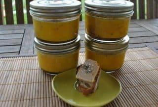 Combien de temps stériliser un foie gras